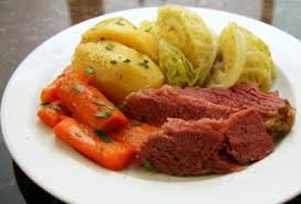 Annual Corned Beef And Cabbage Fundraiser
