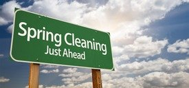 Spring Cleaning Safety Suggestions